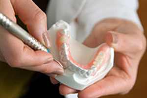 dental technology diagnostic models